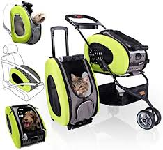 Best Cat Strollers with Detachable Carrier