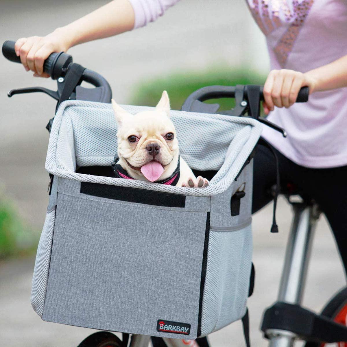 Best Bike Basket Carriers for Pets