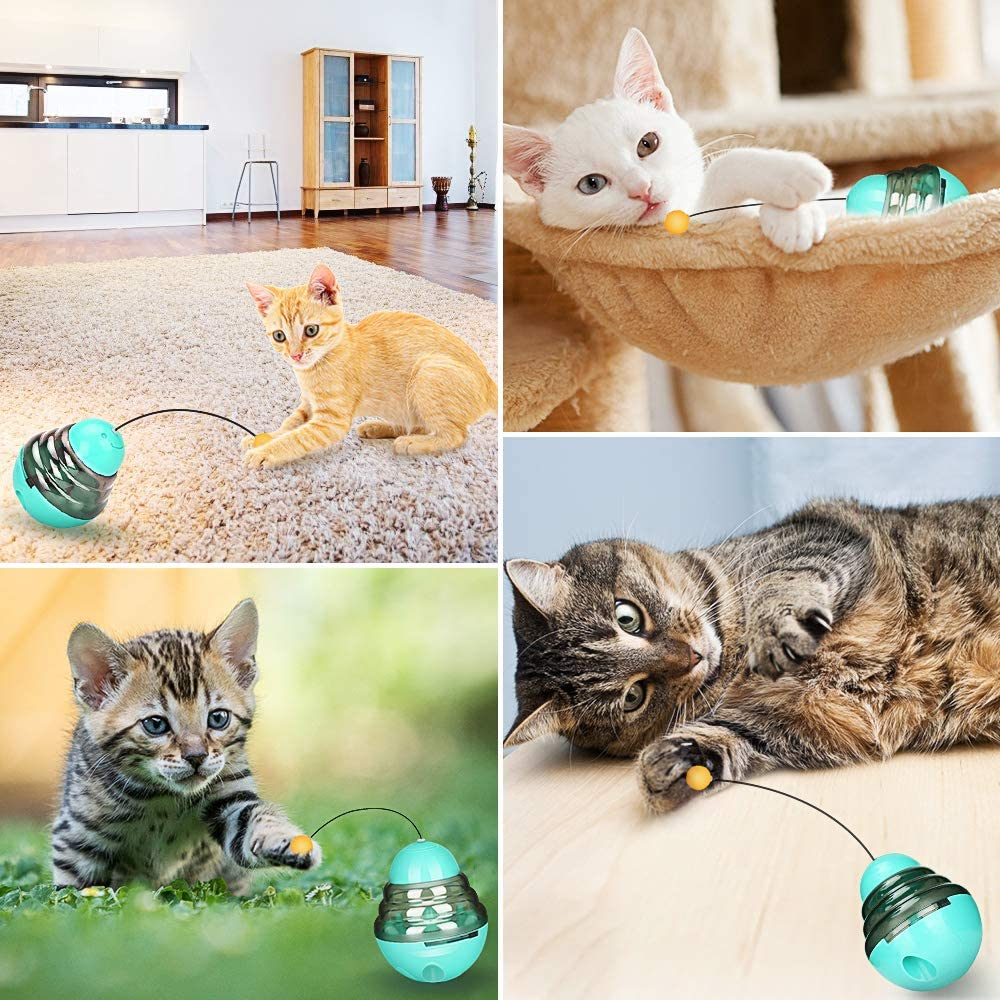 Food Dispenser Toys for Your Cat